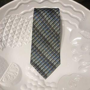 Stylish! Crazy Horse 100% Silk Tie